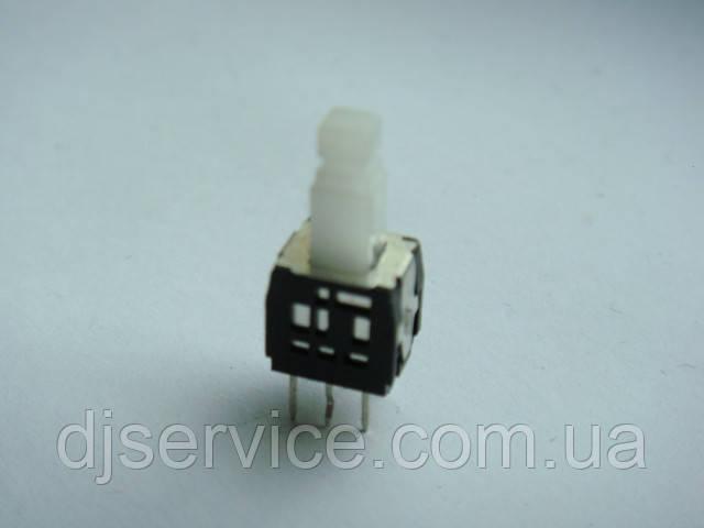 Кнопка ALPS с фиксацией для пультов Yamaha, Soundcraft, Behringer