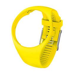 Сменный браслет для POLAR M200 Wristband размер S/M Yellow (91061231