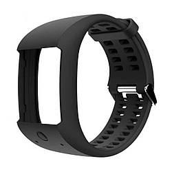 Сменный браслет для POLAR M600 Wristband Black (91059822)