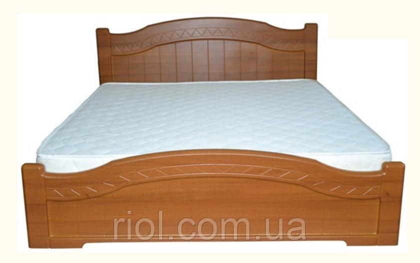 Кровать двуспальная Доминика ТМ Неман