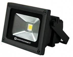 Прожектор EVRO LIGHT ES-10-01 95-265V 6400K 550Lm