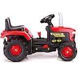 Трактор акумуляторний DOLU (8061) 6V, фото 2