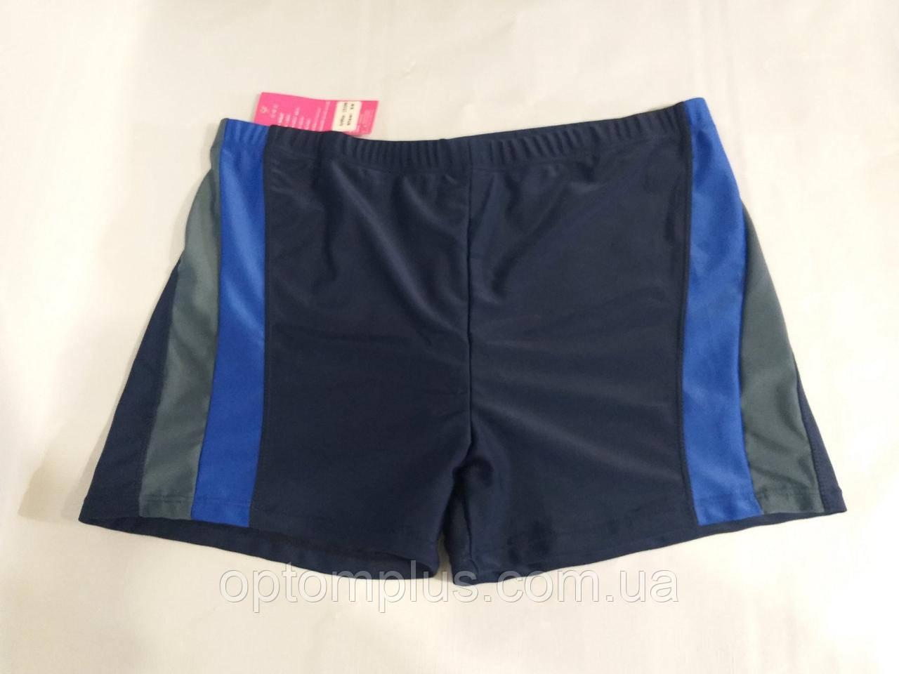 Мужские пляжные плавки батал (56-64) оптом купить от склада 7 км