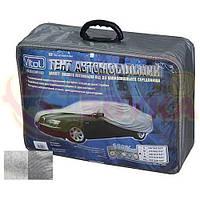 Автомобильный тент Vitol CC13401-M серый
