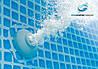 Бассейн надувной Intex Easy Set 396х84см 28142 с фильтр-насосом Большой семейный круглый бассейн для дома дачи, фото 2