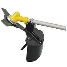 Электрокоса Кентавр ск-1438ме Электрический садовый триммер кусторез леска нож для травы газона и дачи 1400 Вт, фото 2