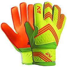 Вратарские перчатки SportVida SV-PA0043 Size 7