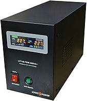 ИБП Logicpower LPY-B-PSW-500+ (350Вт), для котла, чистая синусоида, внешняя АКБ