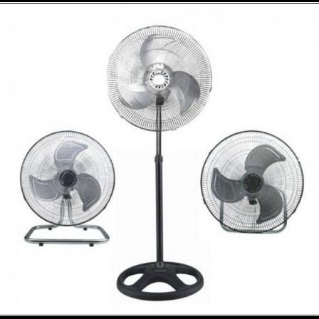 Универсальный вентилятор Rаinberg RB-1801 3в1 трансформер (напольный, настенный, настольный), фото 2
