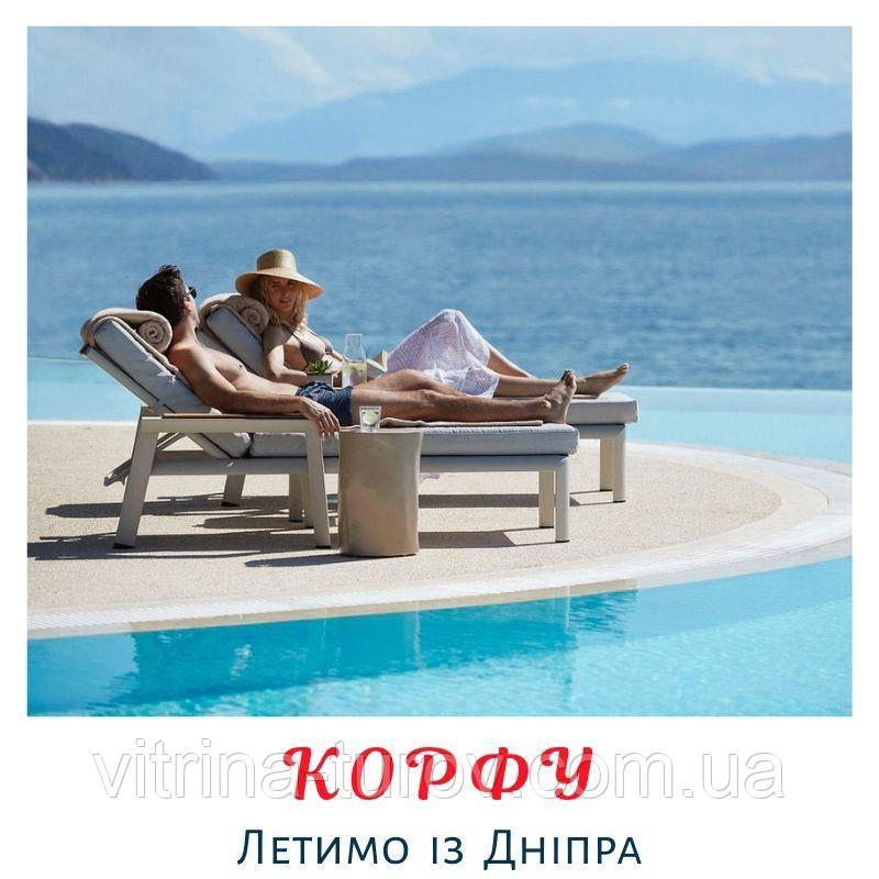 ГРЕЦІЯ, острів Корфу - ВІП-готель Ikos Dassia 5* на ультра все включено!