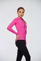 Спортивна кофта для фітнесу NV Manx рожева