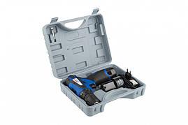 Аккумуляторный шуруповерт 12В, 2000 мАч в кейсе, регулировка оборотов, 2 аккумулятора Витязь ДА-12/2Л Li-on