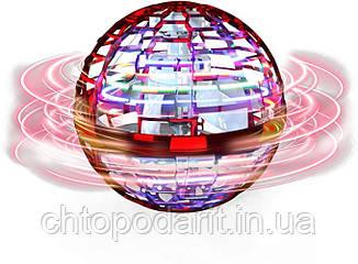 Магический летаючий шар бумеранг Galaxy Boomerang FlyNova Pro красный Код 10-0012