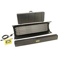 Kino Flo Tegra 4-Bank DMX Kit with Travel Case (KIT-T450-120U)