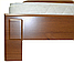 Кровать двуспальная София ТМ Неман, фото 5