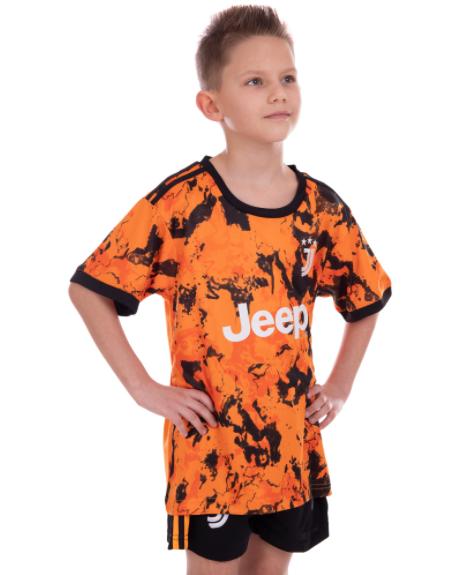 Форма футбольна дитяча JUVENTUS резервна 2021 co2484 р.22