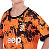 Форма футбольна дитяча JUVENTUS резервна 2021 co2484 р.22, фото 5