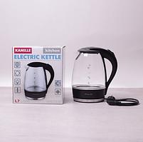 Чайник электрический Kamille КМ 1700В 1.7 л