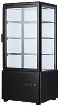 Шафа-вітрина холодильна REEDNEE XC78L black