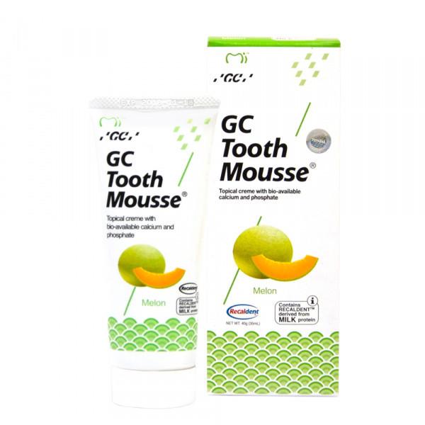 TOOTH MOUSSE Melon гель-крем для зубів, 35мл