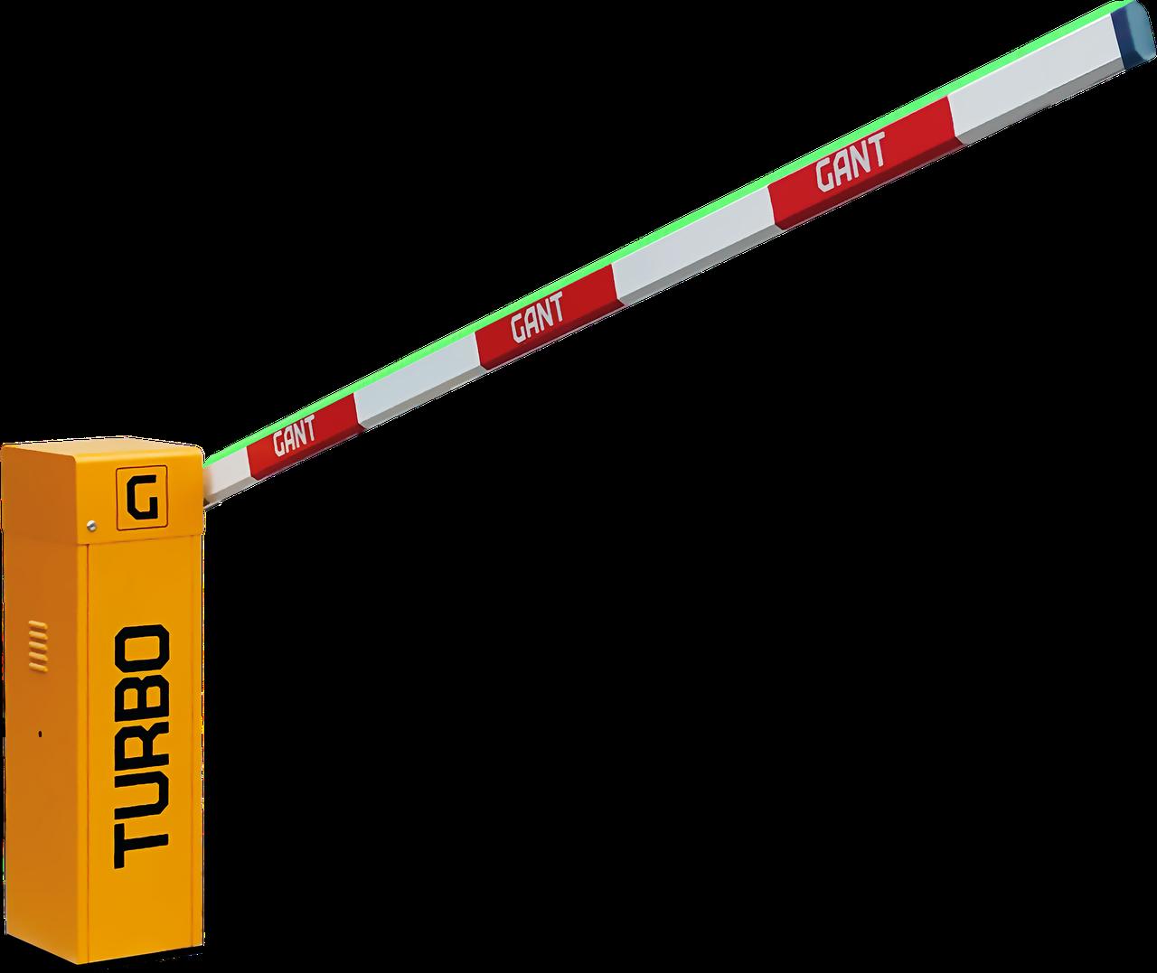 Швидкісний шлагбаум Gant TURBO 2S LED