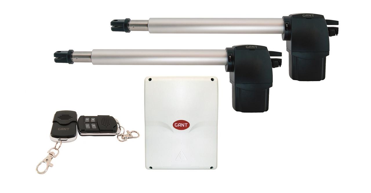 Автоматика для розпашних воріт Gant GSW-4000KIT комплект