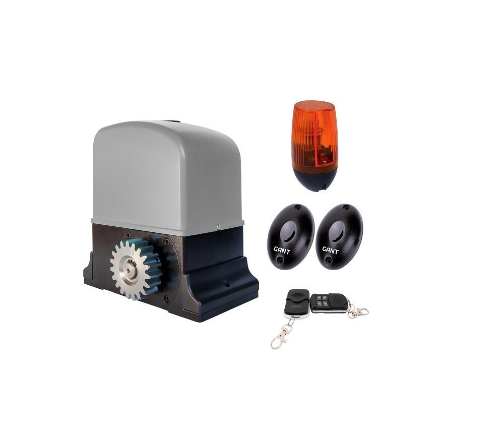 Комплект SET IZ-600 електропривод з вбудованим блоком управління і приймачем + пульт ДУ 4-х канальний 2 шт +