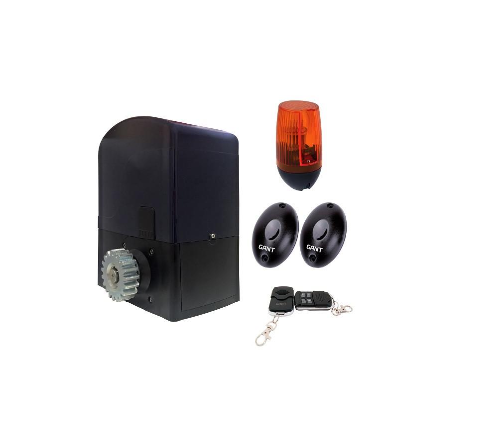 Комплект SET BA-400DC электропривод + пульт ДУ 4-х канальный + PULSAR (230) сигнальная лампа + IR30M