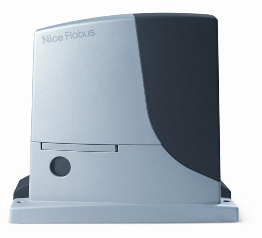Привод ROBUS RB1000 для раздвижных откатных ворот с массой створки до 1000 кг