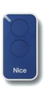 Пульт 2-х канальный INTI2 (blue), динамический код