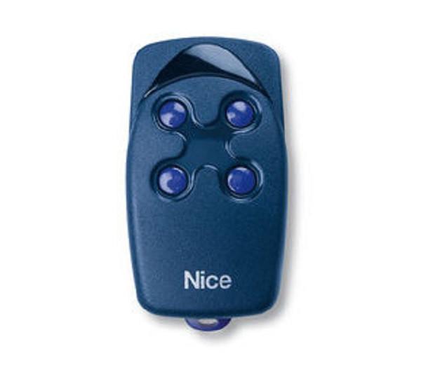 Пульт дистанційного керування 4-канальний Nice Flo4 постійний код