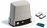 Mini комплект Roger Technology H30/640 для відкатних воріт масою до 600 кг з механічними кінцевими, фото 2