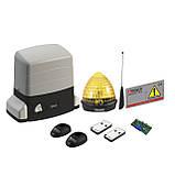 Maxi комплект Roger Technology KIT R30/806 для откатных ворот весом до 800 кг с магнитными концевыми, фото 2