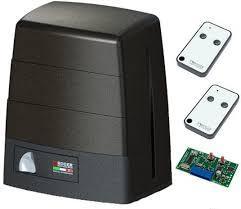 Автоматика Roger Technology KIT BM30/300HS «Brushless», High Speed для откатных ворот весом до 500 кг с