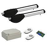 Автоматика для розпашних воріт Roger Technology KIT R20/320 mini комплект, фото 2