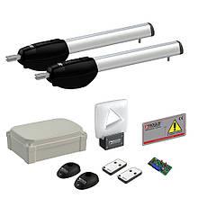 Автоматика для розпашних воріт комплект KIT BE20/212/HS «Brushless», High Speed maxi комплект