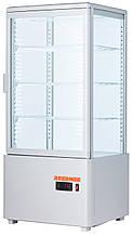 Шафа-вітрина холодильна REEDNEE XC78L white