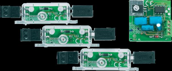 LIGHT KIT комплект LED підсвічування для стріли шлагбаума