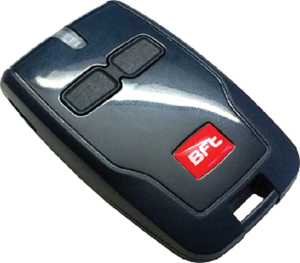 BFT MITTO 2 - 2-х канальный пульт-радиопередатчик, 433,92 МГц, роллинг-код
