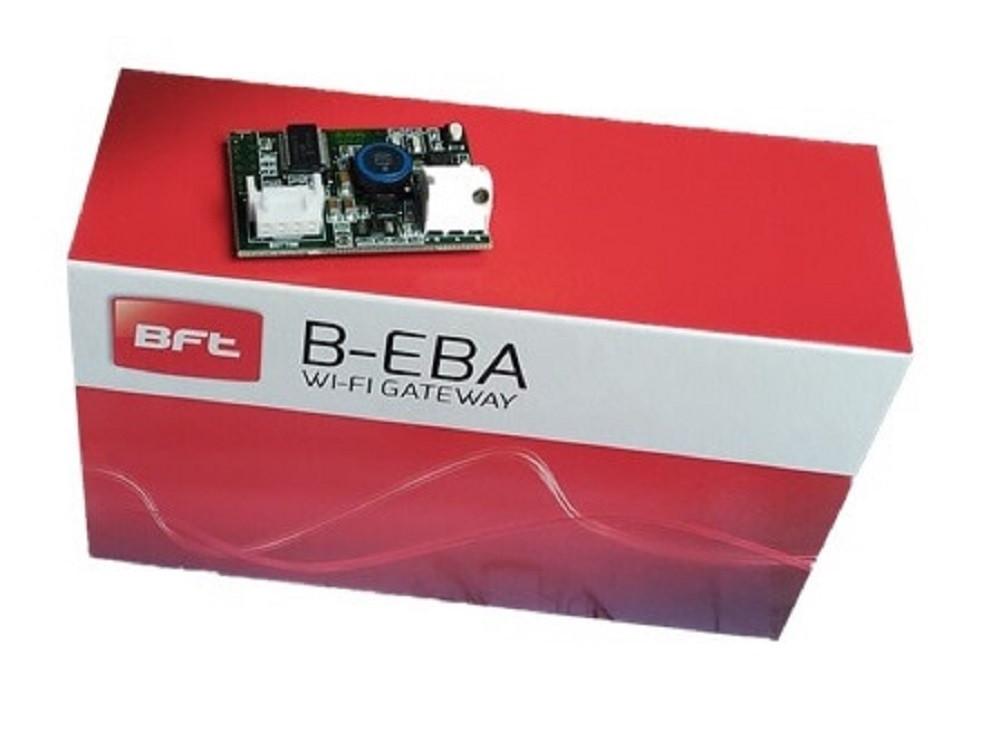 B-EBA WIFI модуль управління зі смартфона в додатку BFT U-Control
