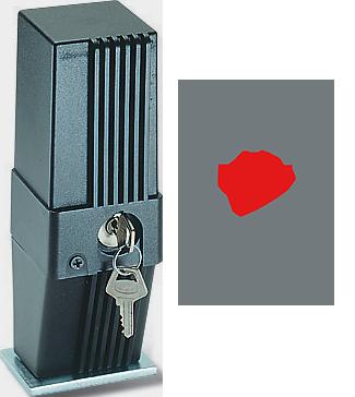 Электрозамок BFT EBP 220В для контроллеров ALENA, ALTAIR P, RIGEL