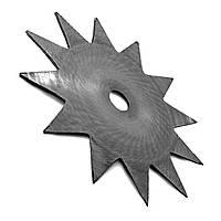 Диск 12-Т для бензокоси тримера сталь 65g