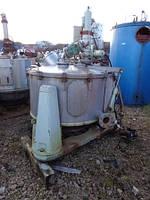 Б\у барабанная центрифуга FERRUM L1020-10
