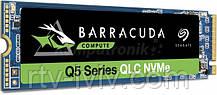 Накопитель Seagate Barracuda Q5 M.2 PCIe NVMe 2TB