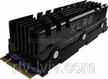 Накопитель PNY XLR8 CS3040 M.2 PCIe NVMe 2TB (z radiatorem)