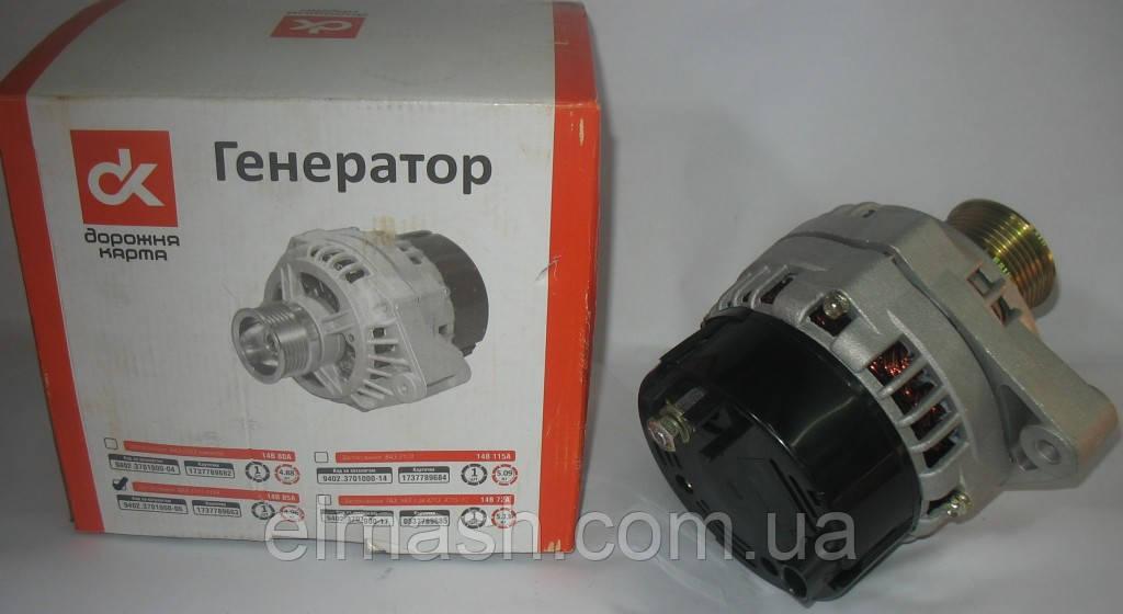 Генератор ВАЗ 1117-1119 14V,85A <ДК>