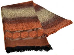 Красочный мужской шерстяной шарф 180 на 43 см 50149-17