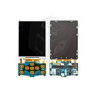 Дисплей для мобильного телефона Samsung W8400