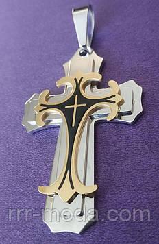 138 Дизайнерские мужские украшения, кресты Steel Rage из медицинской стали оптом в Украине.