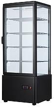 Шафа-вітрина холодильна REEDNEE XC98L black